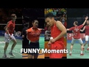 Badminton FUNNY and FAIL Moments Compilation