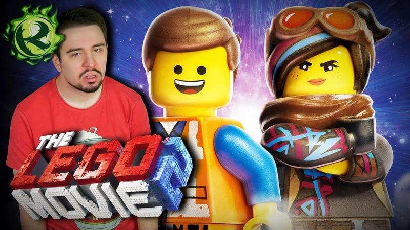 ЛЕГО ФИЛЬМ 2 - ХУДШИЙ ВОЗМОЖНЫЙ СИКВЕЛ | Обзор The Lego Movie 2 The Second Part