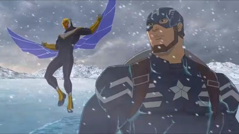 Команда Мстители - Секретные Мстители - Сезон 2 Серия 18   Marvel