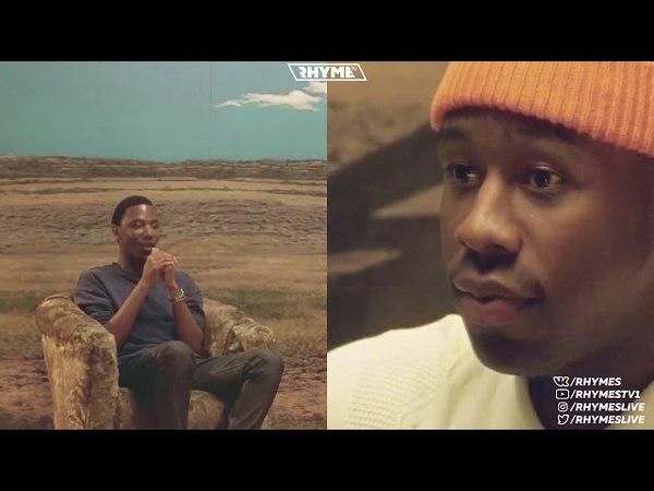 Tyler The Creator рассказывает о создании альбома Flower Boy часть первая Переведено и озвучено