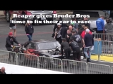 Reaper vs Bruder Bros Vixen at Route 66 No Prep Kings