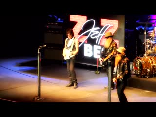 Zz top _ jeff beck - rough boy - live from london 2010