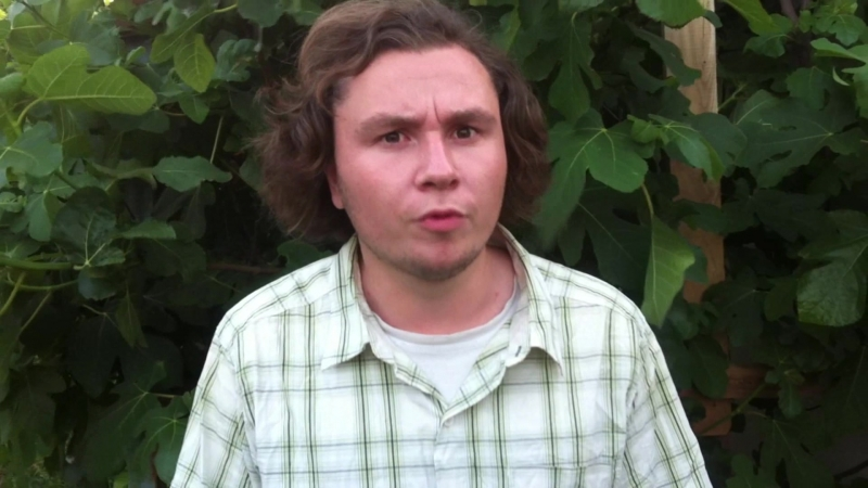 Южнорусский тарантул Поймал паука
