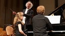 И.С. Бах. Концерт для клавира с оркестром Ля мажор фрагмент