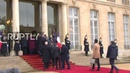 France Putin and Trump among leaders arriving at Elysee Palace for luncheon