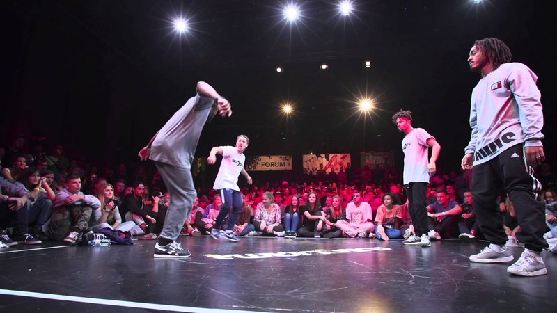 FLAVOURAMA BATTLE 2015 - HIPHOP FINAL: Nala Rochka (FR) vs. Alex the Cage and Killason (BE/FR)