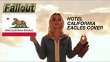 The Eagles | Hotel California (Anna Dushina cover)