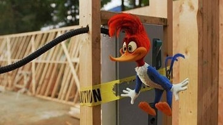 Вуди Вудпекер / Woody Woodpecker. 2017. Комедия семейный