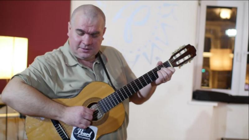 Секретный концерт Владимира Антипенко