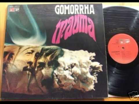 Gomorrha Gomorrha Trauma 1970 71 germany, excellent heavy prog krautrock