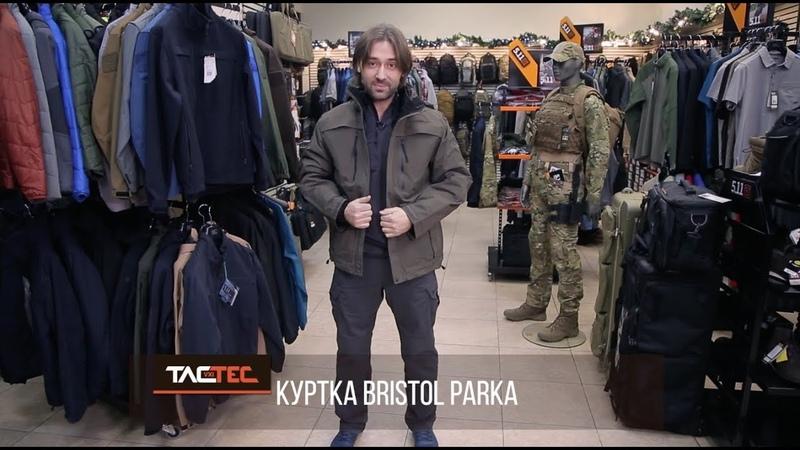 ОБЗОР Куртка BRISTOL PARKA от 5.11 TACTICAL