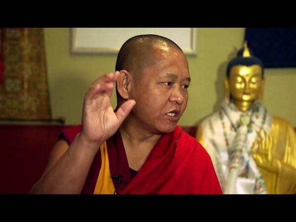 Геше-лхарамба Джампа Дакпа о развитии бодхичитты