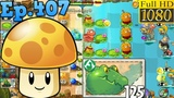 Plants vs. Zombies 2 Got a new Plant Guacodile - Big Wave Beach Day 19 (Ep.407)