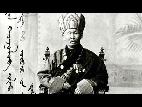 Хамбо-лама Итигэлов : Это последнее моё воплощение
