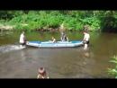 Треш посвящение в водные туристы Ислочь май 2018