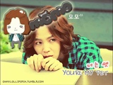 OST You're My Pet Andrew Nelson - Hey Girl lyrics (Eng.Rom)