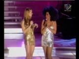 Diana Ross & Mariah Carey - Baby Love / Stop In The Name Of Love (VH1 Divas 2000)