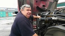 Радиатор на Freightliner