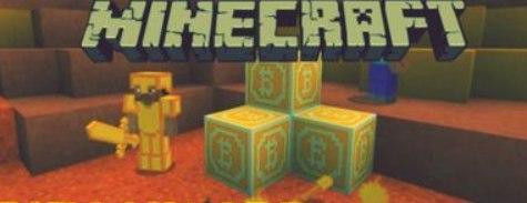 Мод Bitcoin для Minecraft PE