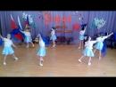 Танец для старших дошкольников Синий платочек.