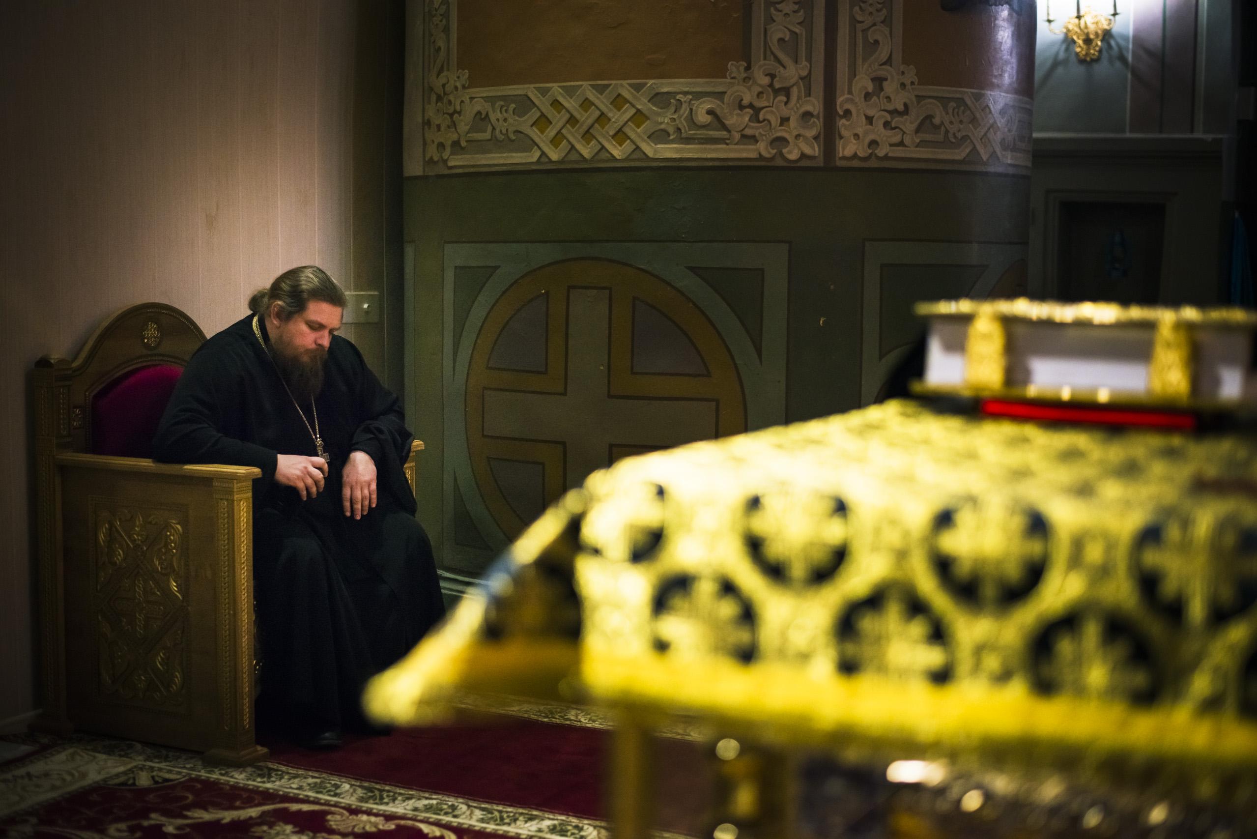 Протоиерей Алексий Чубаков: Мечту о лучшем мы соединяем с молитвой