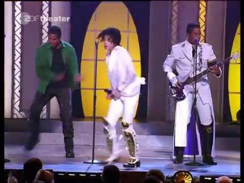 Michael Jackson Live in New York City 09 07 10 2001 ZDFTheaterkanal Broadcast