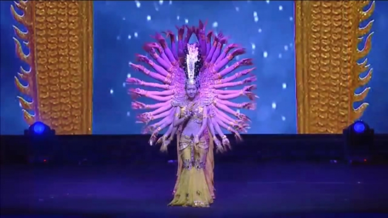 Thousand Hands Dance - Tarian Seribu Tangan