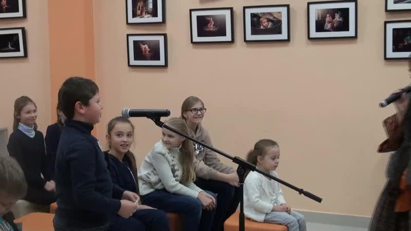 14.12.2018 Пресс-конференция сказочных героев