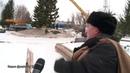 Пенсионер из Бийска в отчаянии грубо ответил журналистам