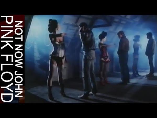 Pink Floyd - Not Now John (Official Music Video)