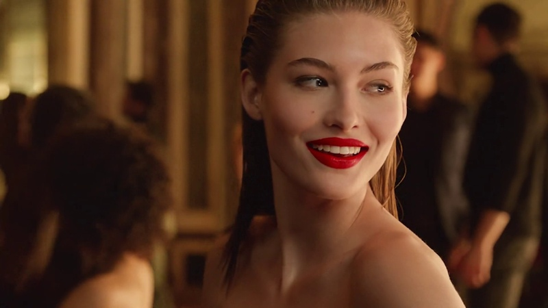 What Do You Desire? Discover Pure Color Desire Lipstick with Estée Model Grace Elizabeth