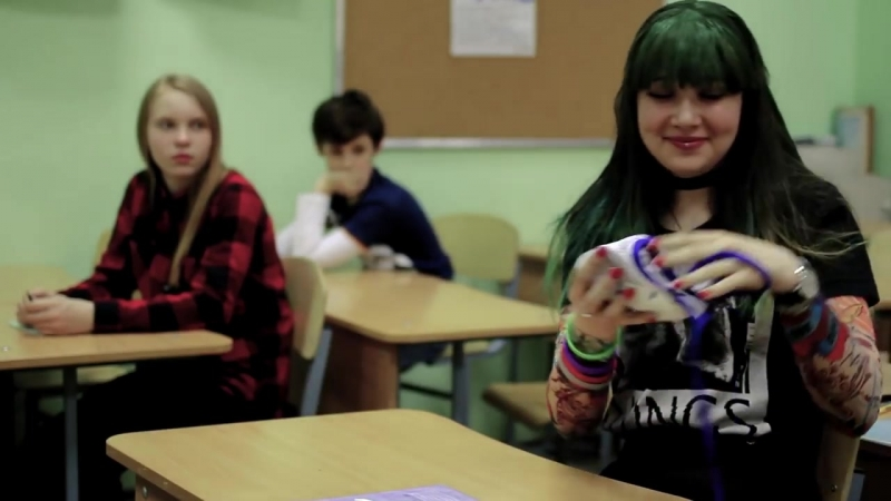Фильм Мой гринпис, снятый нижегородскими школьниками - Типичный Нижний Новгород