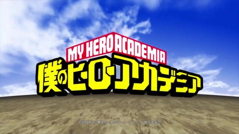Boku no hero 5 op/My hero akademia 3s 2 opening HD