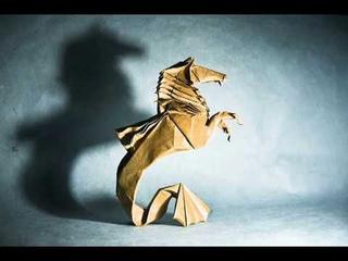 Невероятные Оригами животных испанского художника Гонзало Кальво