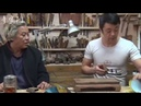 【木工教学】共四级传统木工辛全生——活拆榫卯桌上桌 第四集
