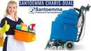Ковромоечная машина Santoemma Charis DUAL