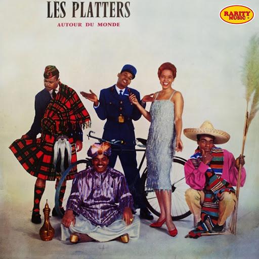 The Platters альбом Autour du monde