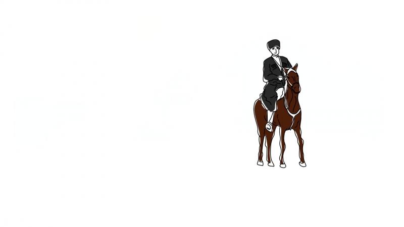Тот случай, когда увлечение лошадьми может принести доход, а Фонд кабардинской лошади в этом активно помогает всем неравнодушным