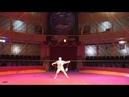 Alex Teslin - diabolo / Теслин - цирковой номер с диаболо