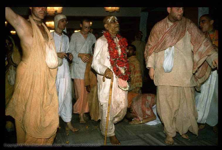 Радхаштами, явление Шримати Радхарани