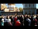 Открытие бюста святого Софрония Кристалевского. Иркутск. 23 сентября.
