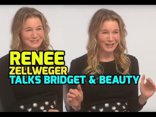 Bridget Jones's Baby: Renee Zellweger talks 'constant focus on her appearance'