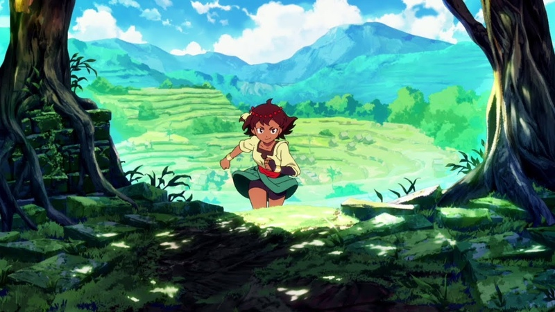 Sneak Peek: Indivisible Animated Opening by Studio TRIGGER and Titmouse