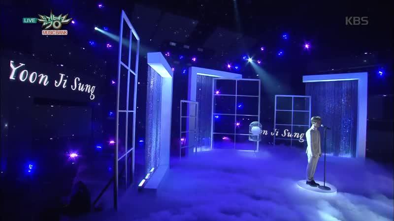 In the Rain 윤지성 Yoon Jisung