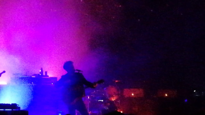 Black Rebel Motorcycle Club - Dirty Old Town @ Kosmonavt, St Petersburg, Russia, 12.06.2018