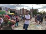 Фестиваль красок, клуб танцев «КУБ» и ЛЁХА