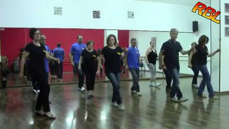 Merengue Siciliano - Ballo di Gruppo 2014 - Coreo Juanny' - da Tonino Amici