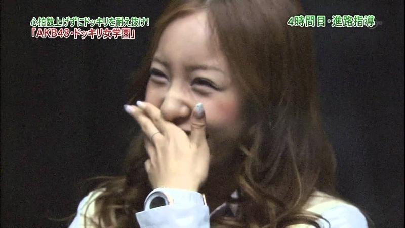Shukan AKB48 Itano's Duck Impression