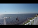 Kiteboarding Off The Porch