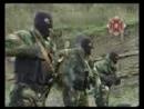 Спецназовские учения боевиков